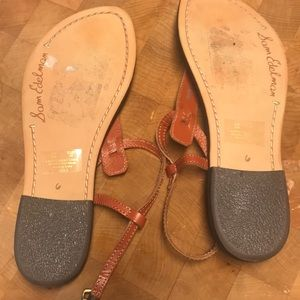 Sam Edelman Shoes - NEW Sam Edelman Adorable Adjustable Thong Sandals